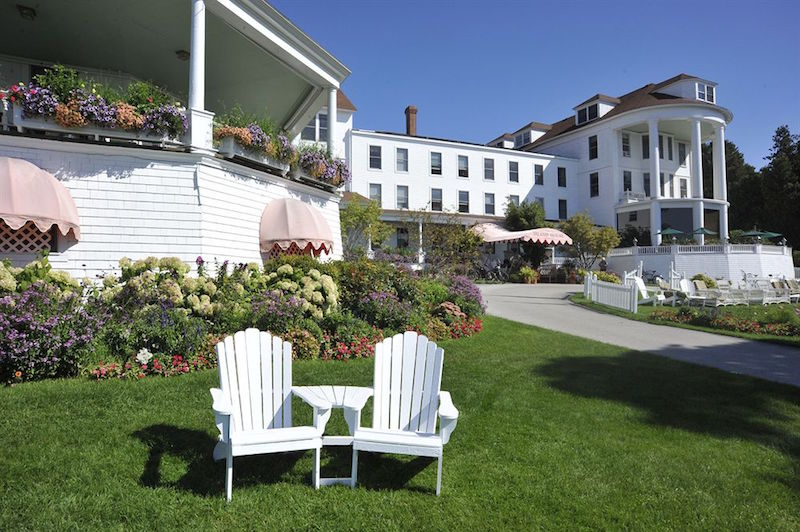 Island House Hotel-mackinac island-michigan