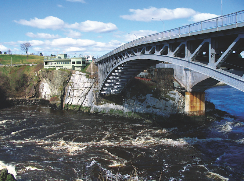 Reversing Rapids