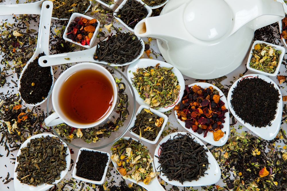 best places to have tea in san francisco