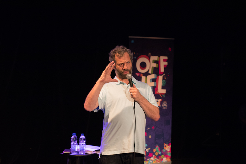 Judd Apatow at Just for Laughs
