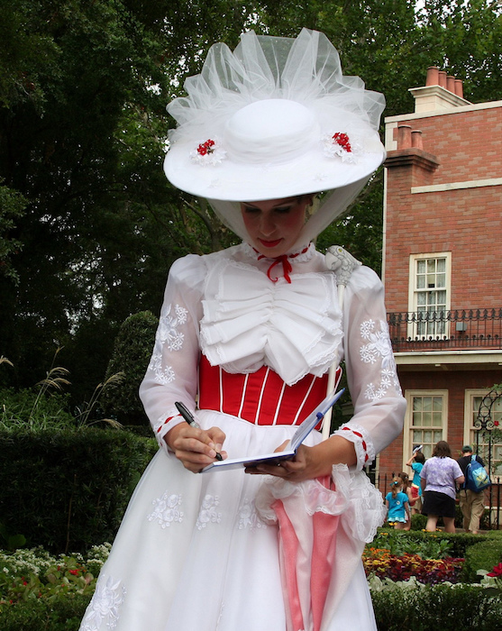 Mary Poppins | Flickr CC: JeffChristiansen