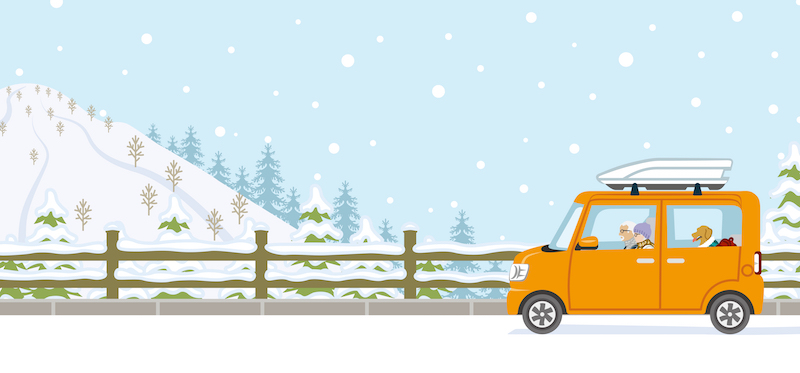 driving-through-snow