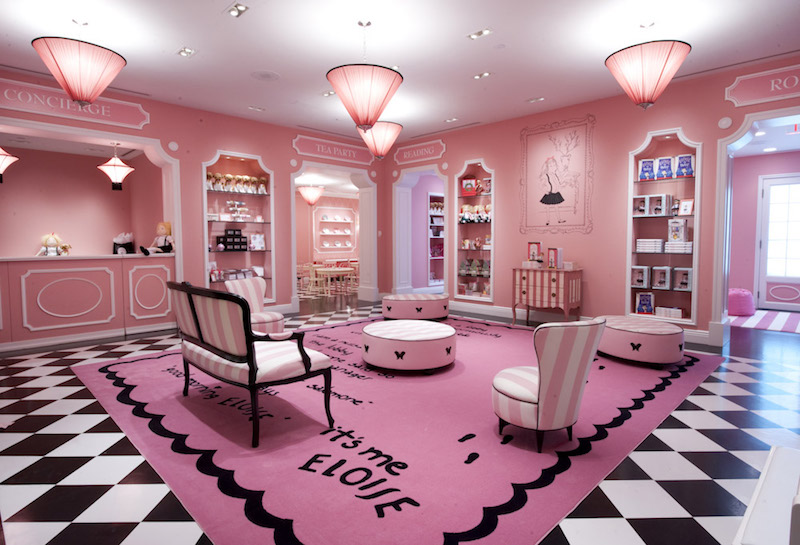Eloise Gift Shop at the Plaza Hotel