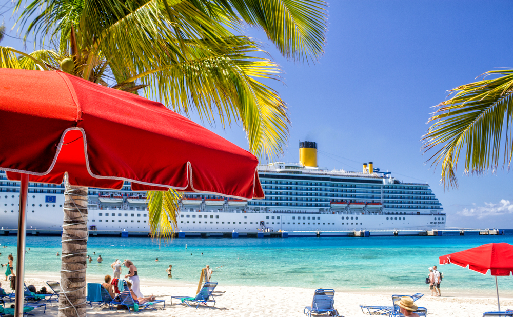 best beaches by cruise