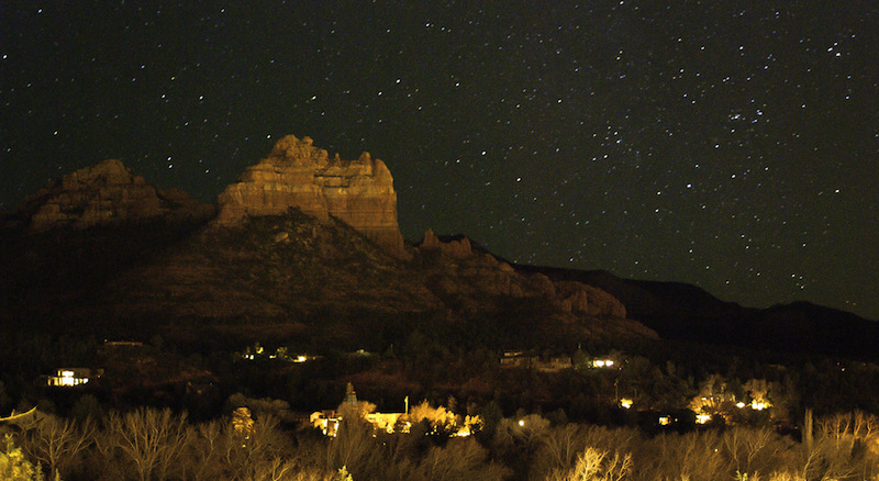 Star Gazing in Sedona