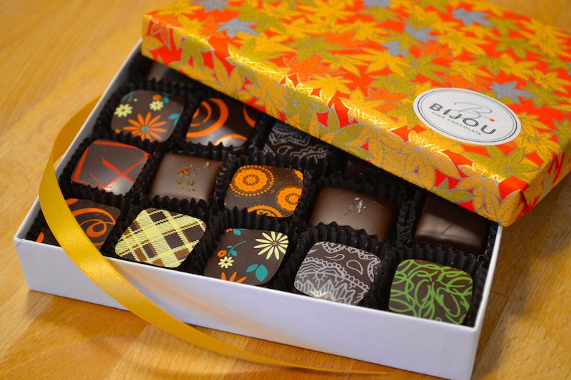 Bijou chocolates