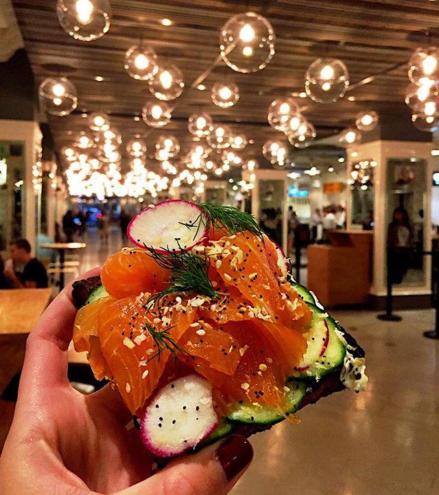 Avocado Lox at Revival