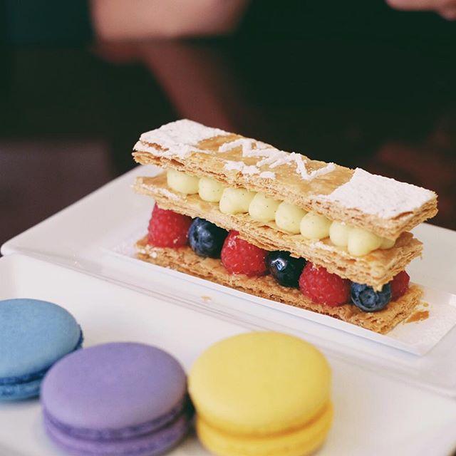 Pastries at | Photo courtesy of @janeyhatahi