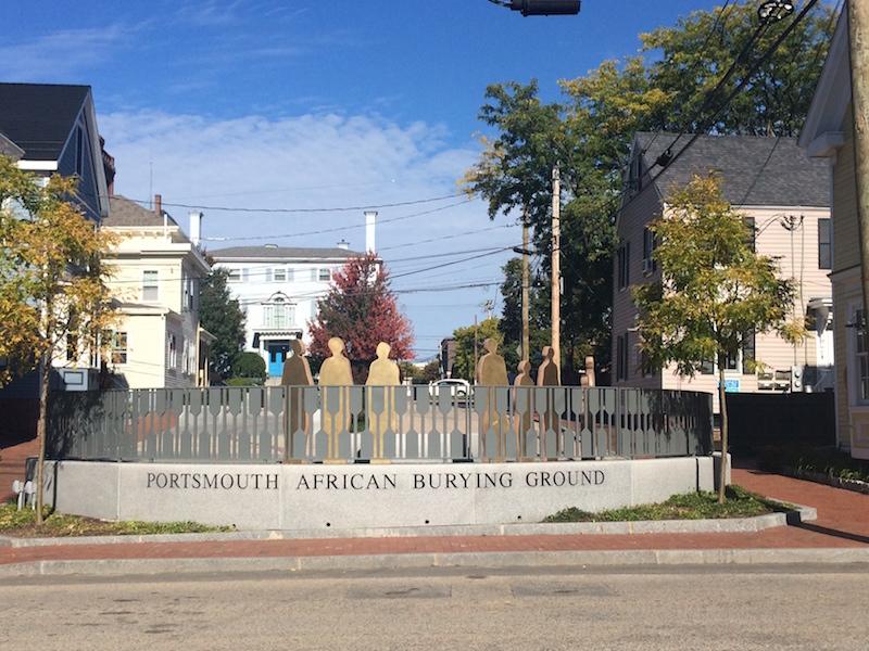 African Burying Ground | Photo courtesy of author