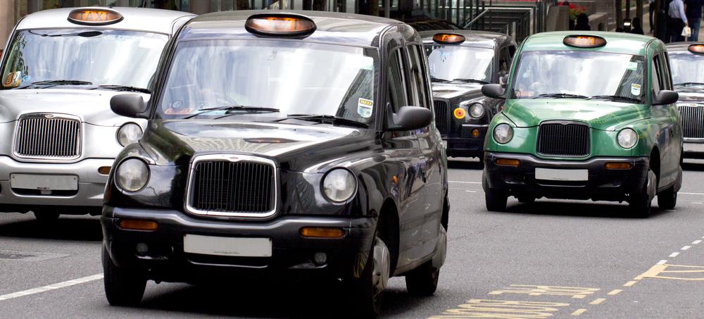 London Hackney Cabs