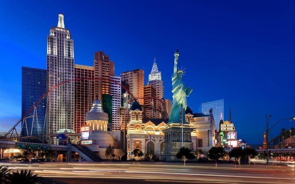 Map Of New York New York Casino.Smackdown New York City Vs New York Las Vegas Orbitz