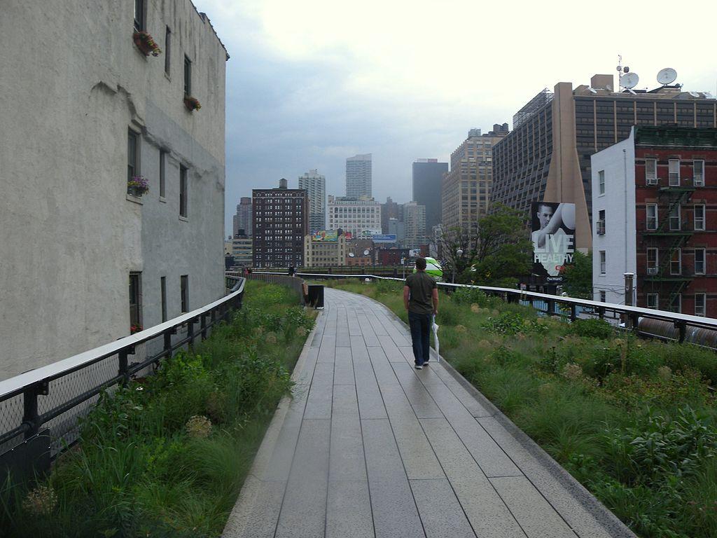 High Line, New York | Photo: Jim Henderson