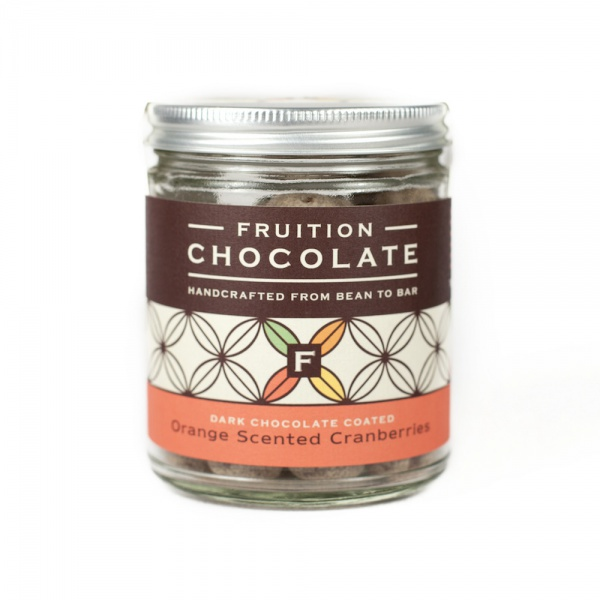 Save the guilt: You're eating fruit. Courtesy of Fruition Chocolate.