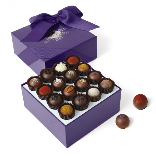 "The tagline for Vosges is ""travel the world through chocolate."" No passport required. Credit Vosges Haut-Chocolat."