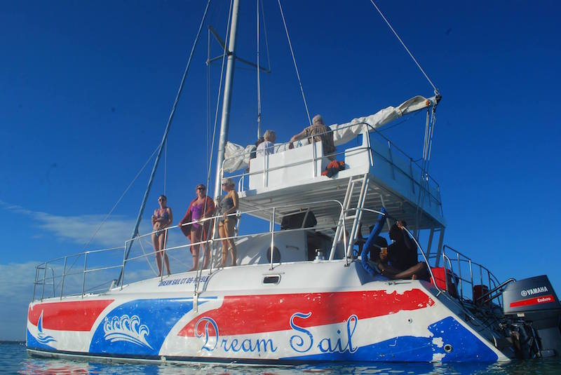Dream Sail | Photo courtesy of elgringoexcursions.com