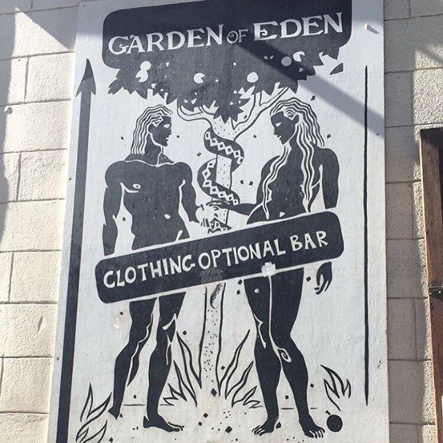 Garden of Eden | Photo courtesy of @taylorroars