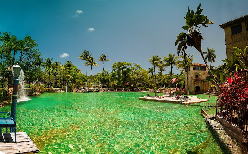 Venetian Pool | Flickr CC: Lima Pix