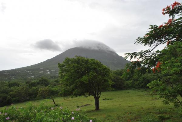 Mt. Nevis, courtesy of Rosalind Cummings-Yeates