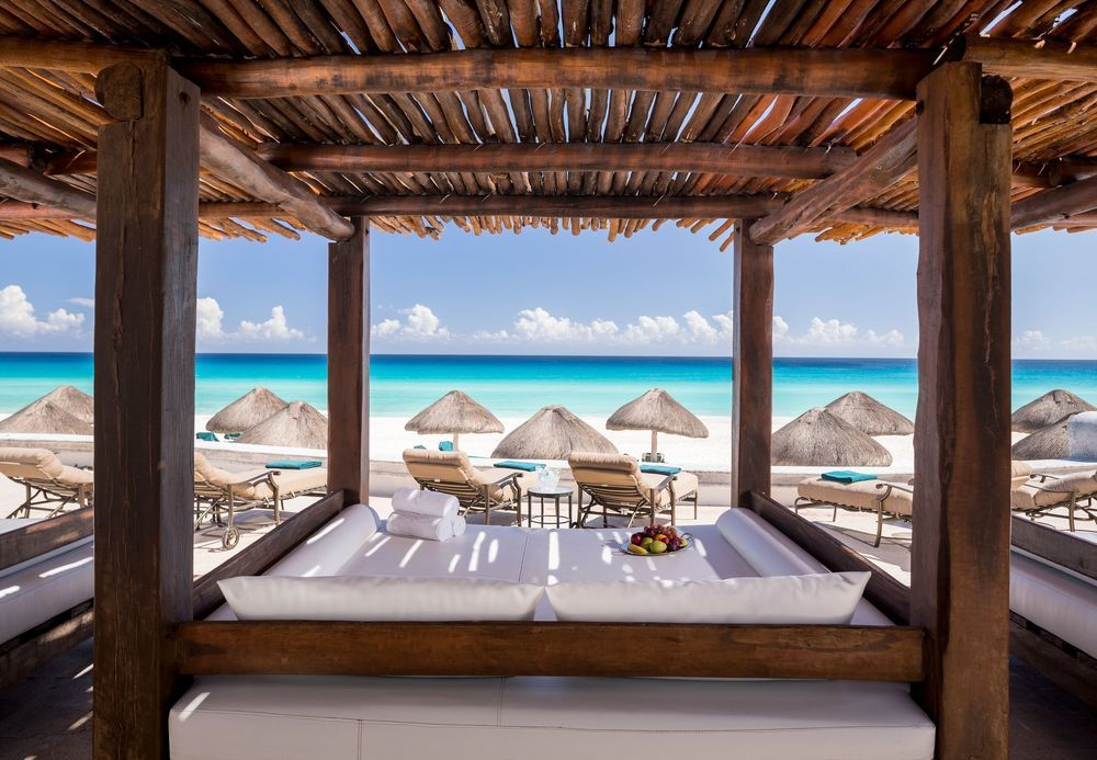 Photo courtesy of the JW Marriott Cancun Resort and Spa