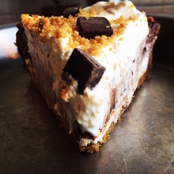The Pie Hole has five Southern California locations, and also one in Tokyo, Japan. Because S'mores Pie is a universal language. Credit The Pie Hole.