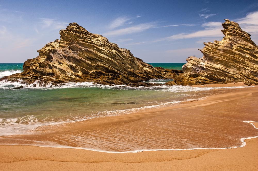 Porto Cove Beach, Portugal