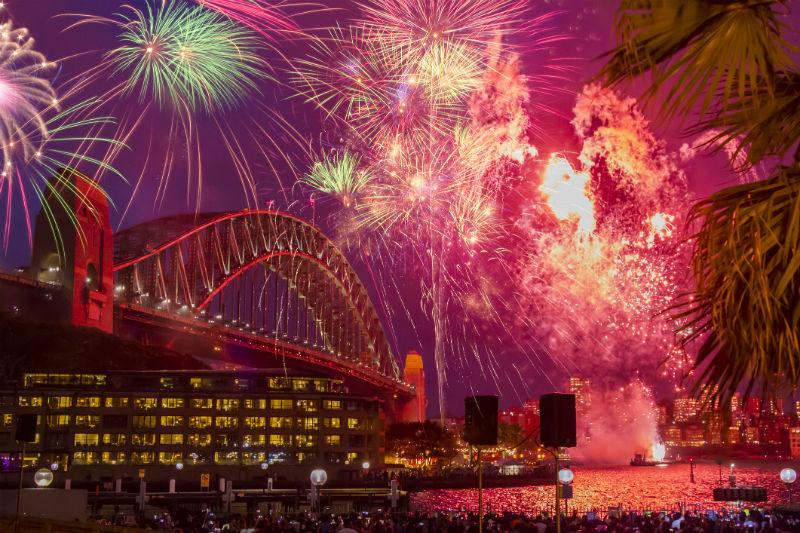NYE, Sydney