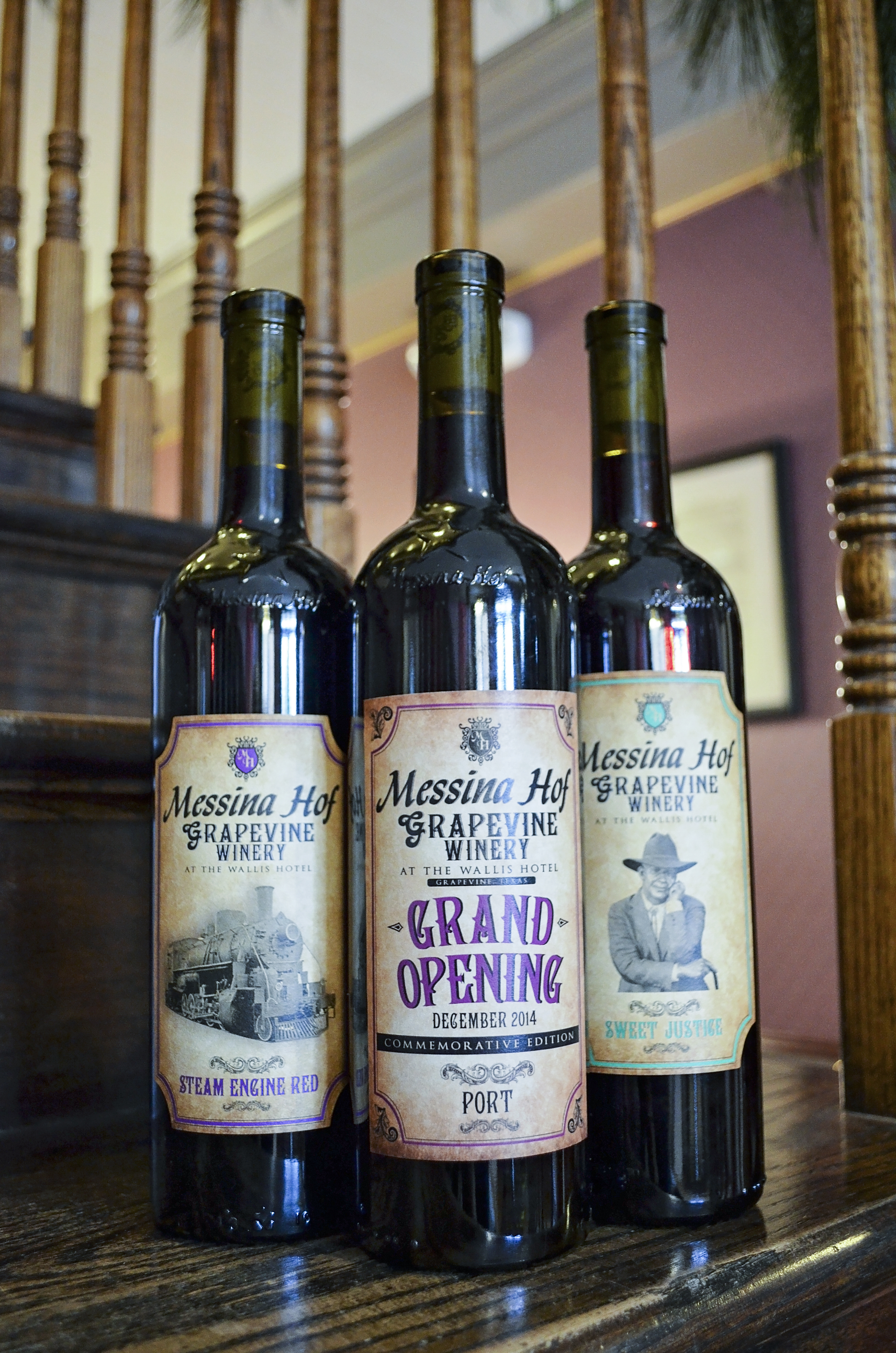 Messina Hof is one the popular wineries in Grapevine