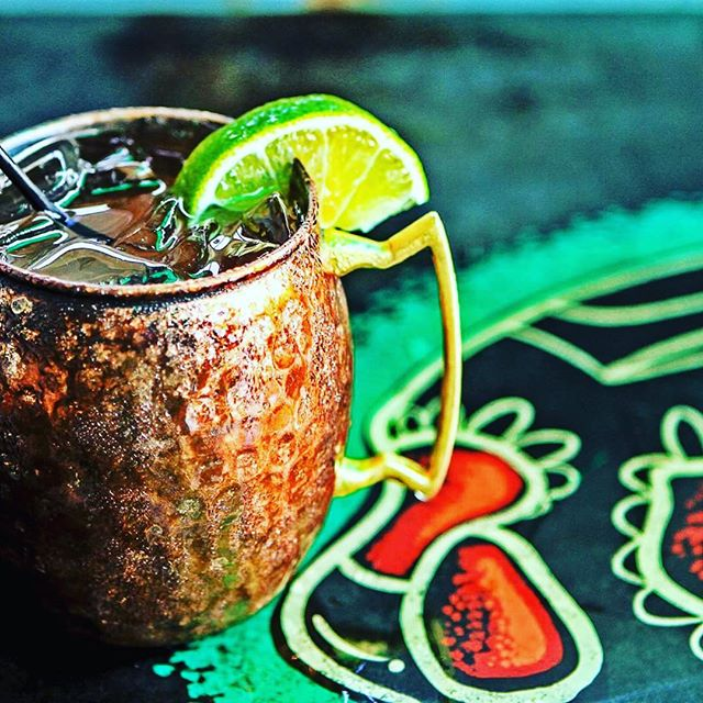 Mexico Mule | Photo courtesy of @willytacohubcity