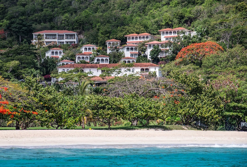Photo courtesy of Mount Cinnamon Grenada