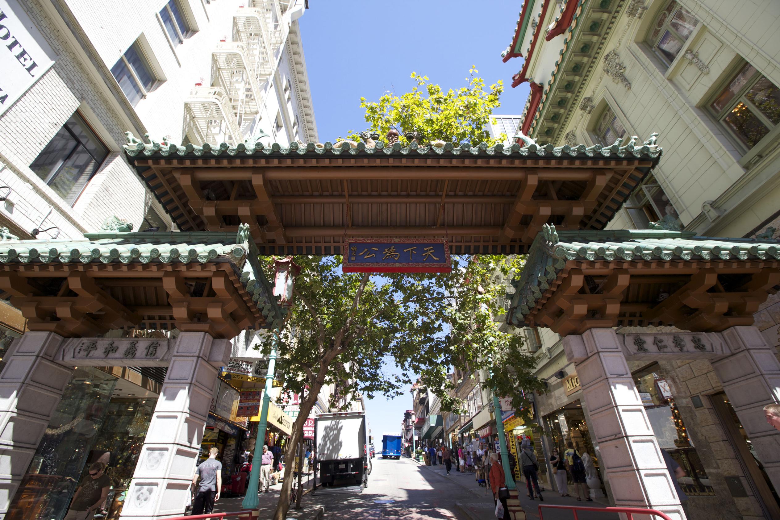 Credit: San Francisco Travel Association/Scott Chernis