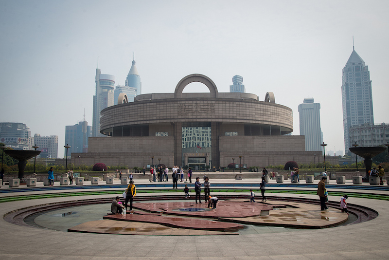 Shanghai Museum | Flickr CC: Kenneth Moore