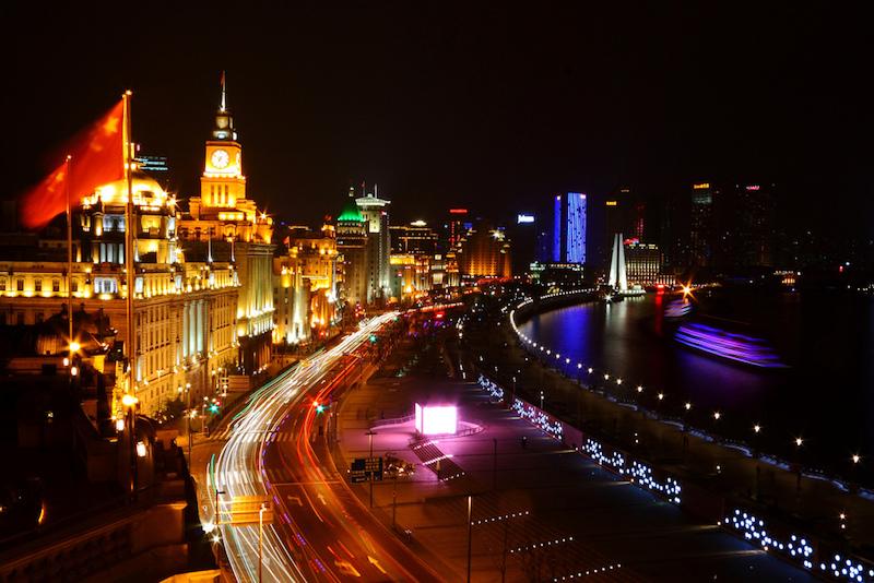 The Bund | Flickr CC: Wenjie Zhang