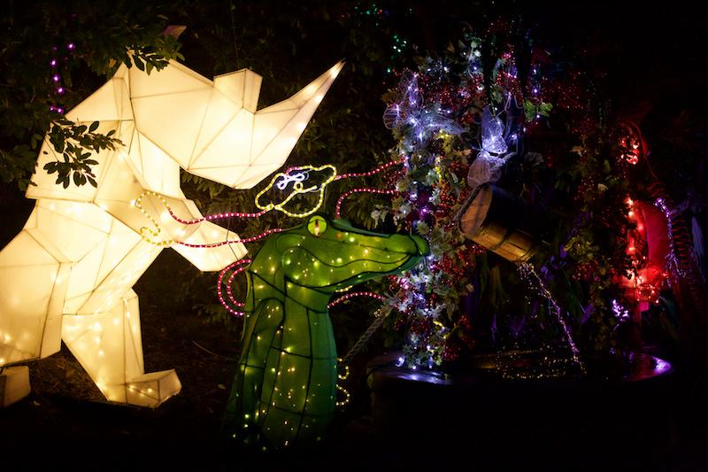 LA Zoo Lights | Flickr CC: Channone Arif