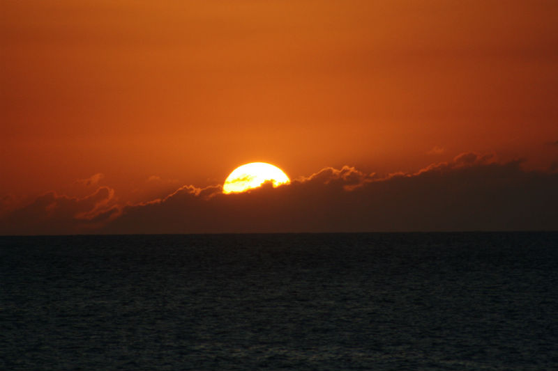 Negril, Jamaica, sunset, Caribbean