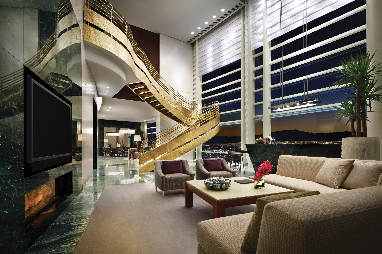las vegas suites with amazing views