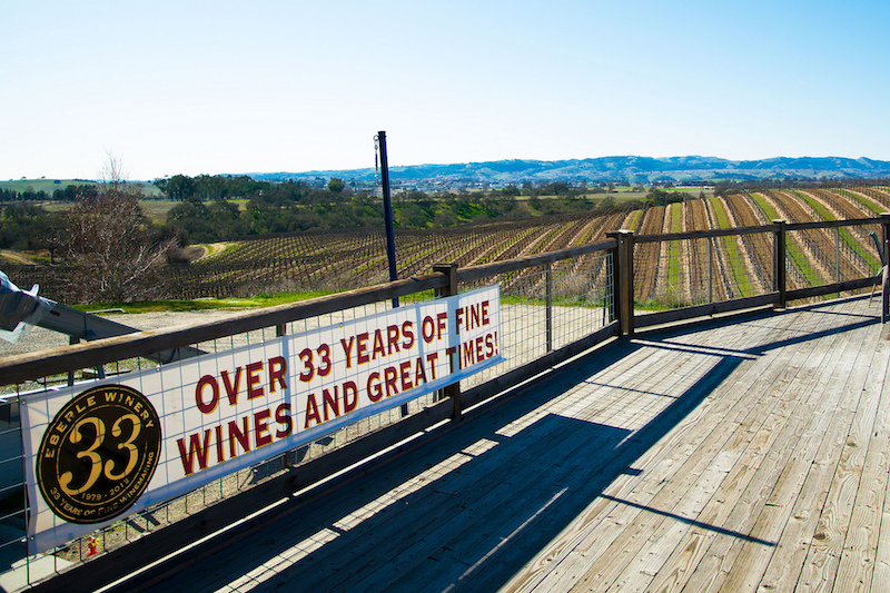 Eberle Winery | Flickr CC:
