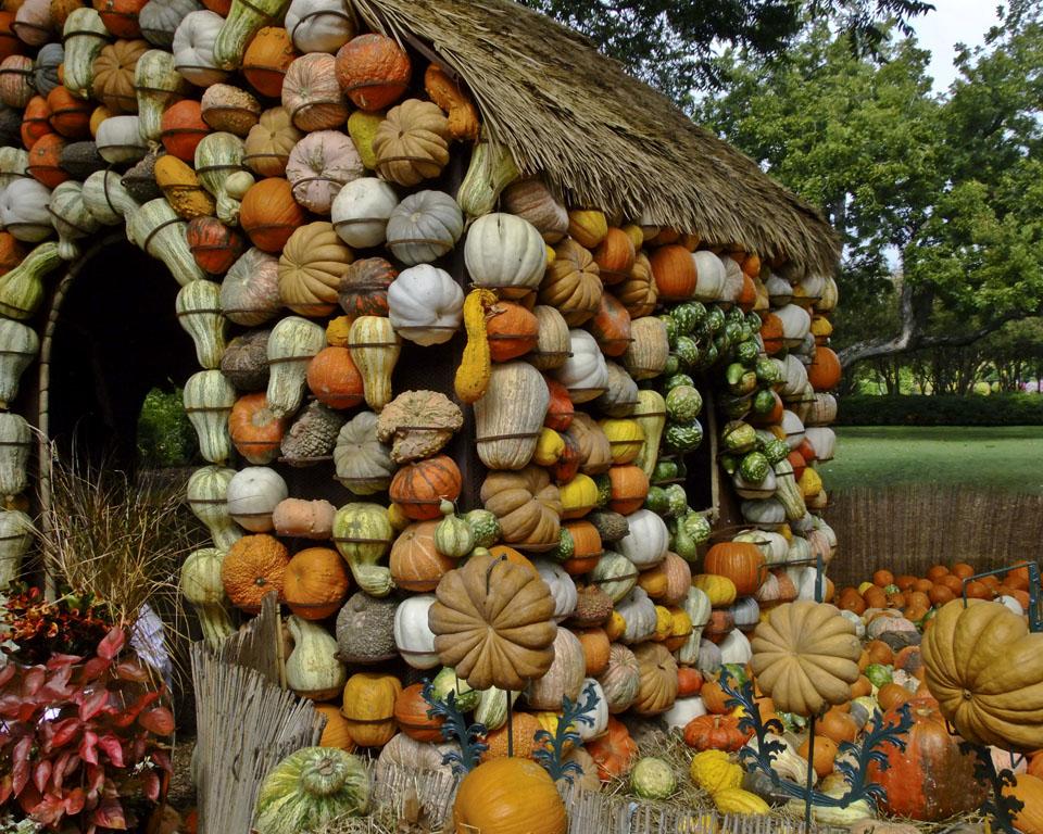 Dallas Arboretum. Credit Rodney/Flickr.