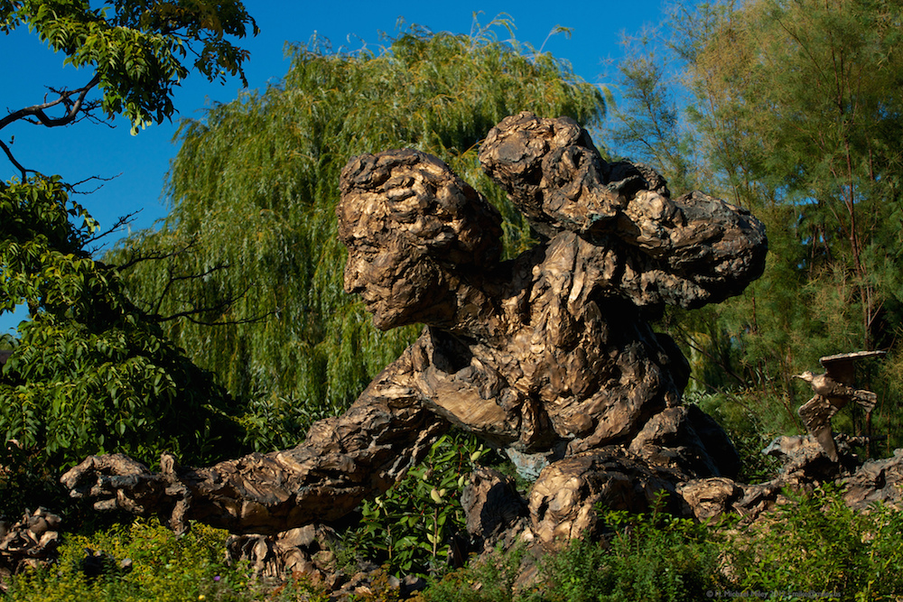 Chicago Botanic Garden. Credit H. Michael Miley/Flickr.