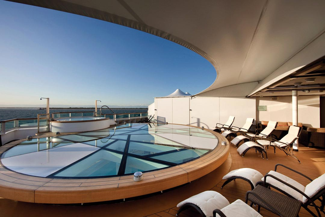 The worlds best cruise ship spas orbitz