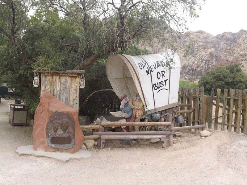 Photo courtesy of Bonnie Springs Ranch