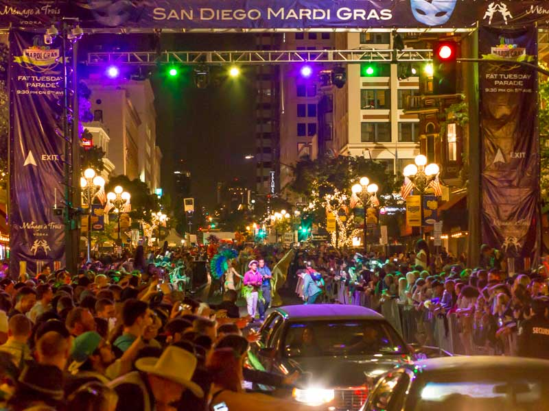San Diego's celebration includes three stages with live music. Credit McFarlane Promotions Inc. and 4th Estate Productions.