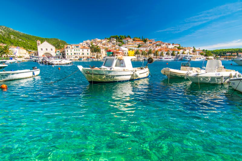 Under the radar islands - Hvar Croatia - GettingStamped