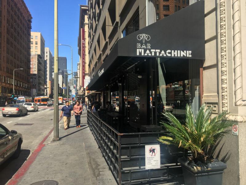 Bar Mattachine, LGBTQ, Los Angeles, DTLA