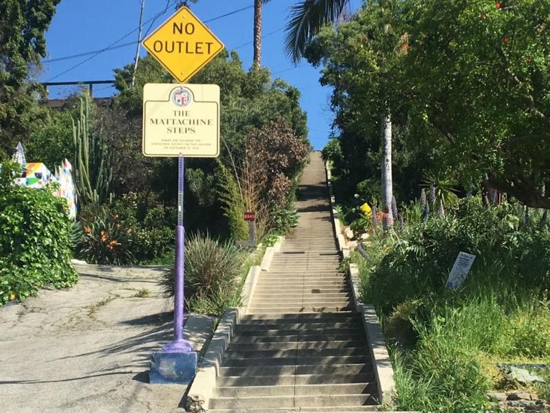 Mattachine Steps, Silver Lake, LGBTQ, Los Angeles