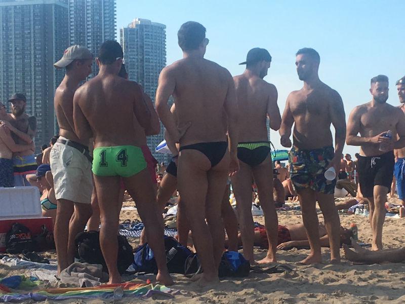 Hollywood Beach, gay, LGBTQ, Chicago