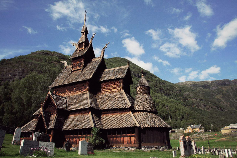 Europe's best churches