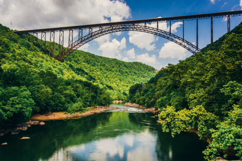 New River Gorge Bridge, West Virginia
