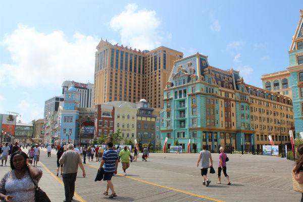 Atlantic City Boardwalk, New Jersey, gambling, Jersey Shore, Beach