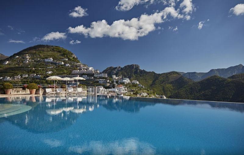 Belmond Hotel Caruso: Italy