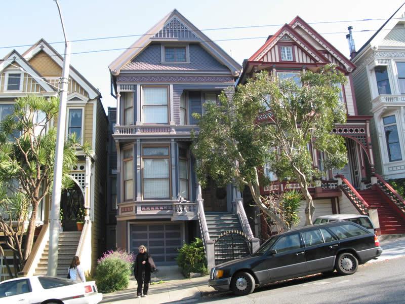 Grateful Dead House, San Francisco, Summer of Love